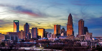 Charlotte, North Carolina, December '12