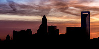 Dawn on the Queen City, 2