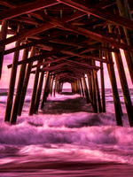 Boque Fishing Pier; Emerald Isle, NC