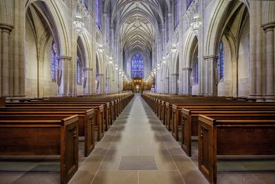 Duke Chapel in Durham, NC