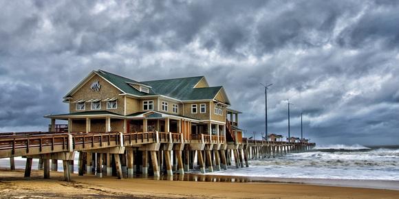 Kevin childress photography coastal scenery jennette 39 s for Jennette s fishing pier