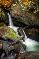 A gorgeous small waterfall in Elk Creek, VA